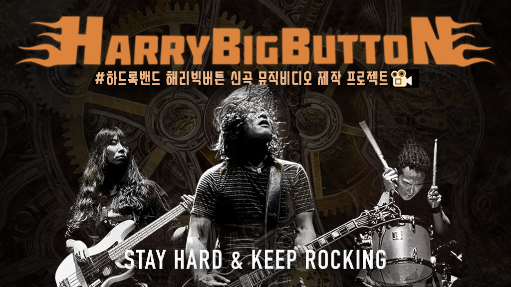 HarryBigButton (New) MV Production Project