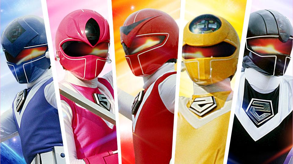 Hikari Sentai Maskman 30th Anniversary DVD discount Pre-order