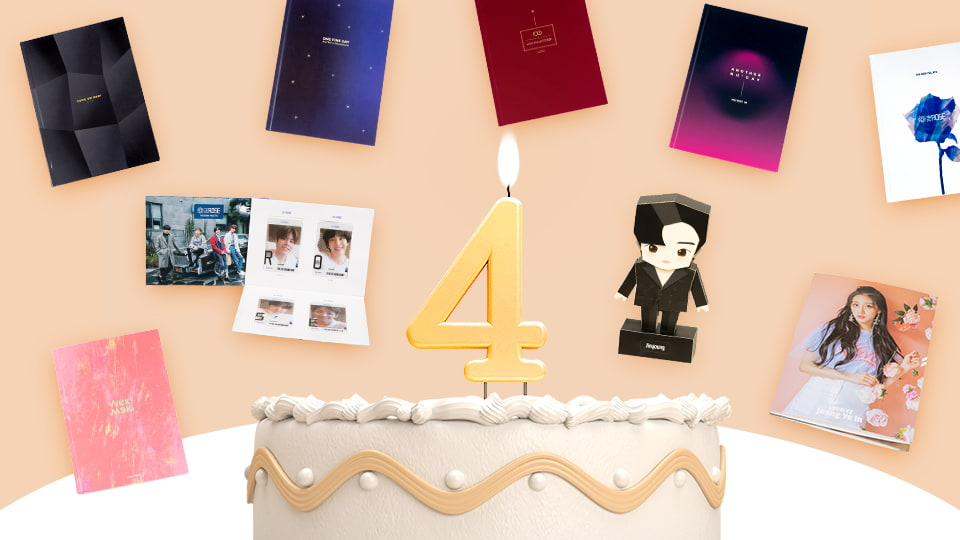 MAKESTAR 4th Anniversary Big Sale Part 1