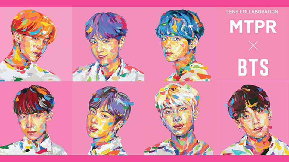 BTS x MTPR - Boy with Luv
