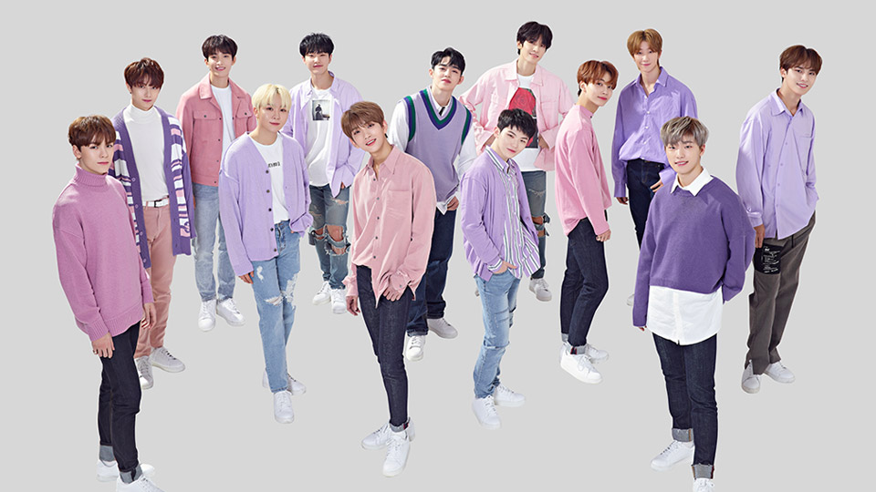 the SAEM X SEVENTEEN Limited Edition Travel Kit Pre-Order
