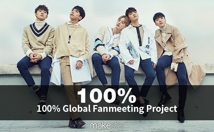100% Global Fan Meeting Project