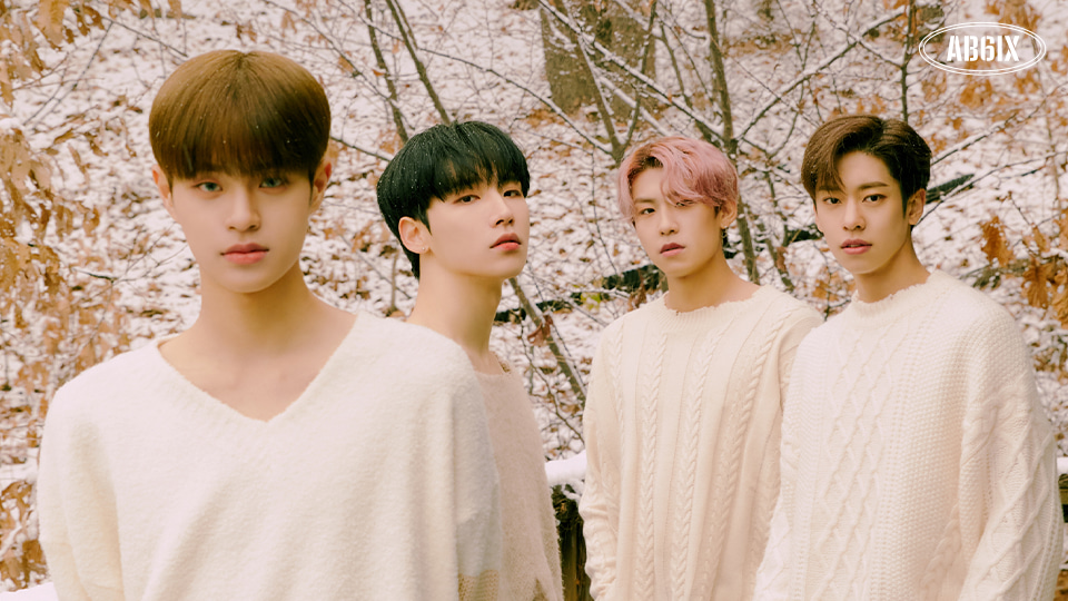 AB6IX 3RD EP REPACKAGE 'SALUTE : A NEW HOPE' 1:1 VIDEO CALL EVENT
