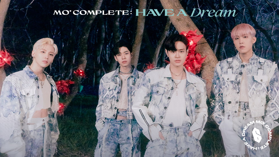 AB6IX  4TH EP 'MO' COMPLETE : HAVE A DREAM' 1:1 VIDEO CALL EVENT