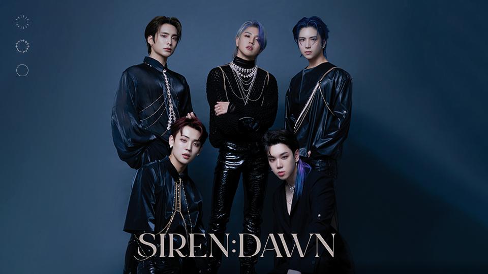 A.C.E 5th Mini Album [SIREN:DAWN] Video Call Event