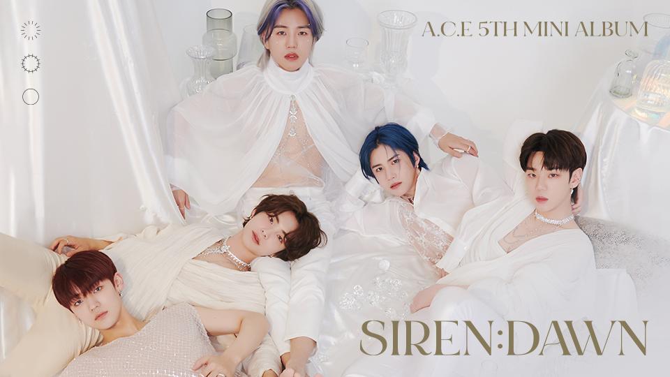 A.C.E 5th Mini Album [SIREN:DAWN] 1:1 Video Call Event