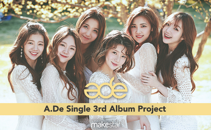 A.De Single 3rd Album Project
