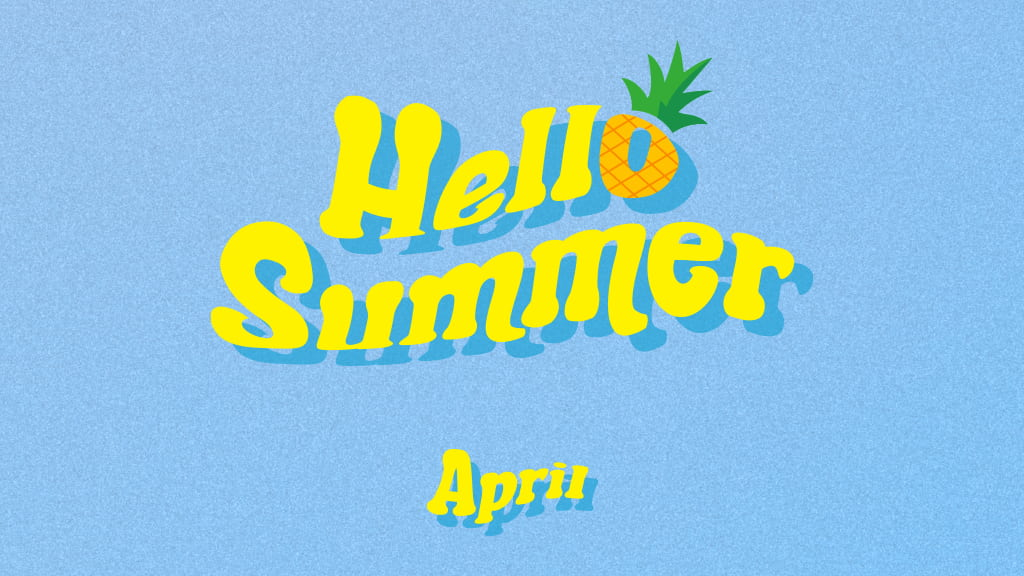 APRIL [Hello Summer] Video Call Event | Makestar