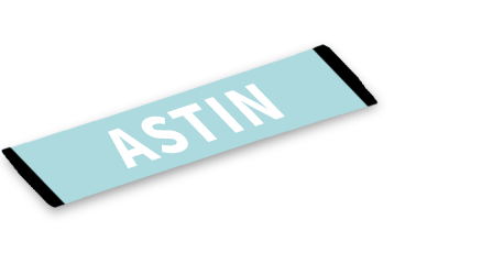 ASTIN Official Supporting Slogan