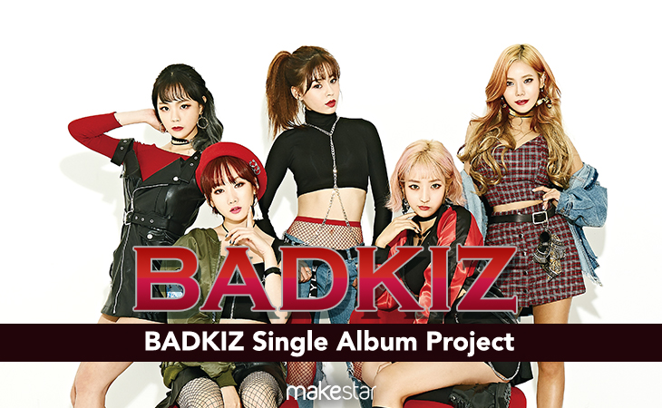 BADKIZ Single Album Project