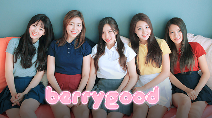 berrygood Mini Album Production Project