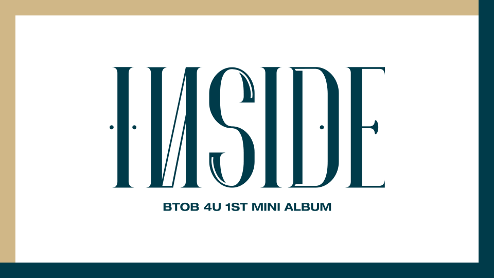 BTOB 4U 1ST MINI ALBUM [INSIDE] Video Call Event