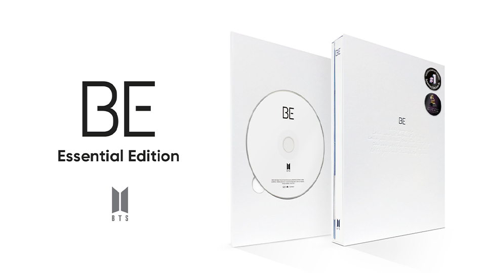 BTS [BE (ESSENTIAL EDITION)] PRE-ORDER