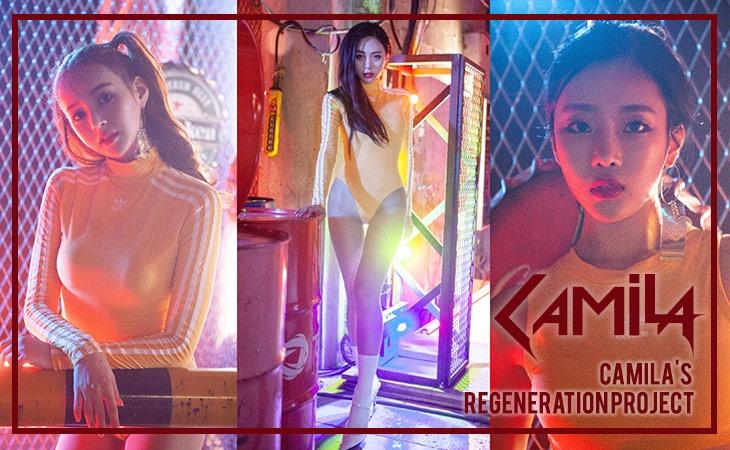 Camila's regeneration project