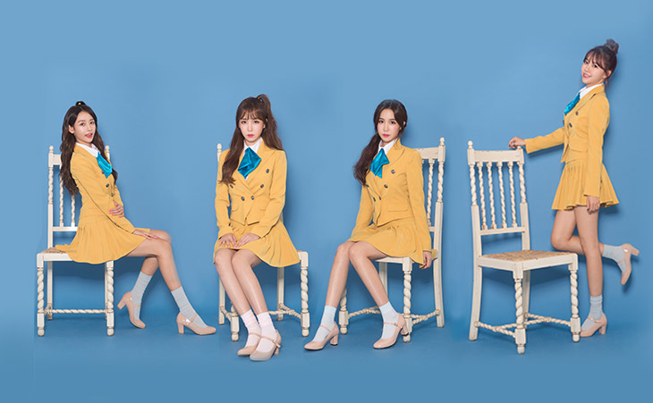 Crayon Pop Winter Party Project