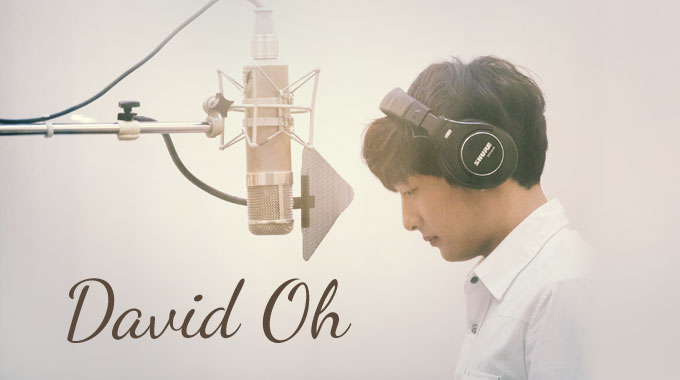 David Oh, single album making