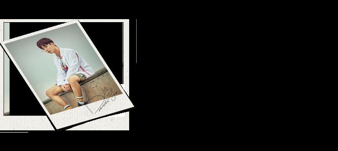 ONE Autographed Polaroid Photo