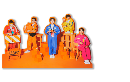 DONGKIZ Mini Photo Stand