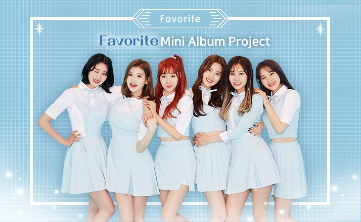Favorite Mini Album Project