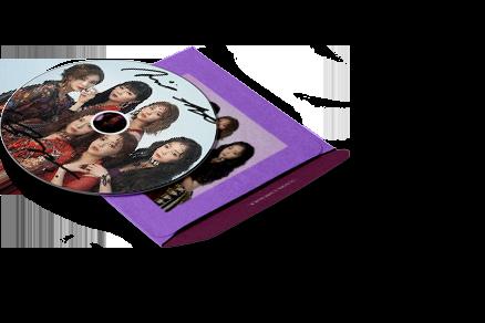 Autographed GeeGu's CD Album