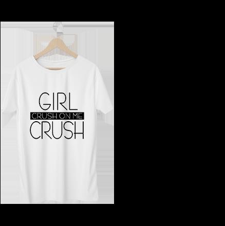 Girl Crush's Logo T-shirt