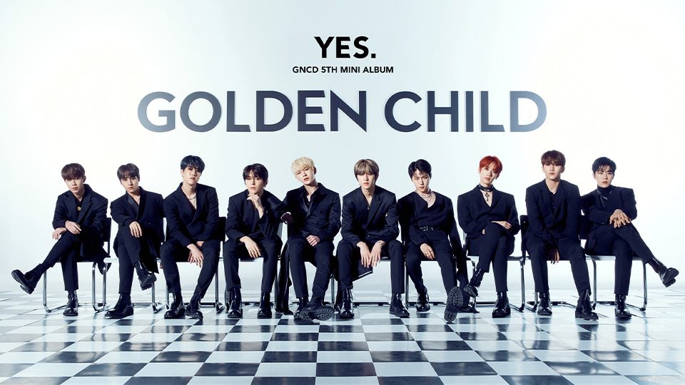 GOLDEN CHILD 5TH MINI ALBUM [YES.] VIDEO CALL EVENT