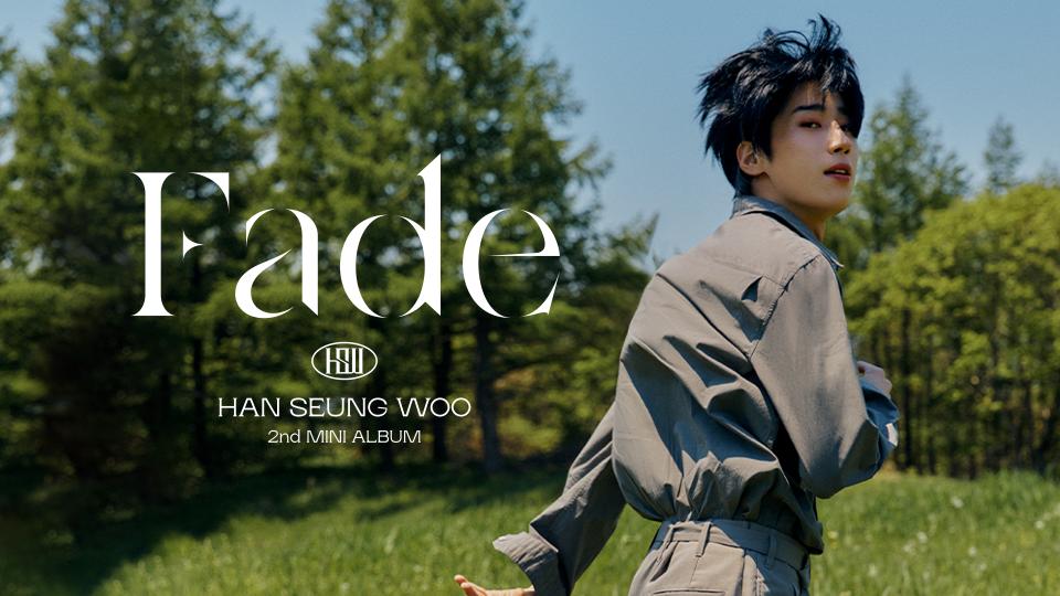 Han Seung Woo [Fade] Signed Album Event
