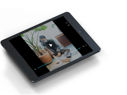 Personalized Self-cam Video File  (Digital)