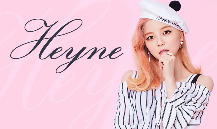 Heyne Single Album Production Projct