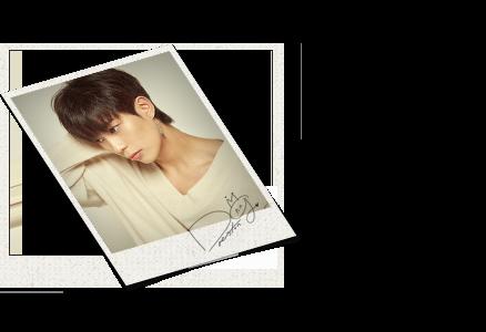 ONE KNK Autographed Polaroid Photo