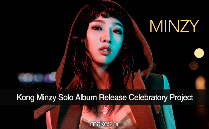 Kong Minzy Solo Album Release Celebratory Project
