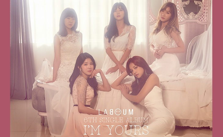 LABOUM Comeback Celebration Project