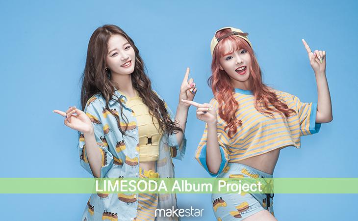 LIMESODA Album Project