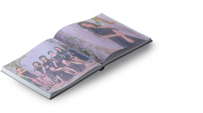 ONE Lovelyz Speicial Photobook
