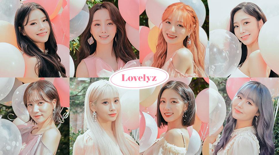 Lovelyz Special AR Photobook Project