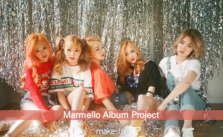 Marmello Album Project