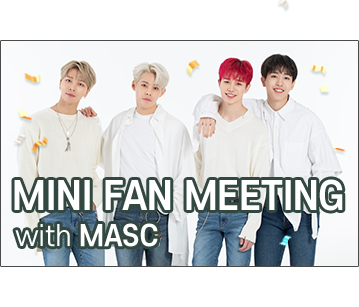 ONE Ticket for Mini Fan Meeting with MASC