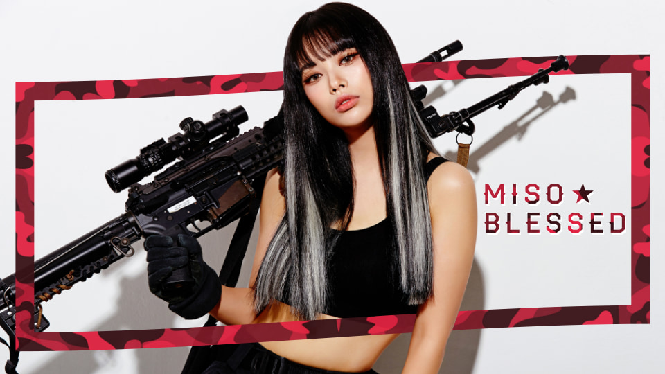 MiSO 4th Album BLESSED Comeback Support Project
