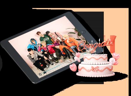 MustB Personalized Birthday Video File (Digital)