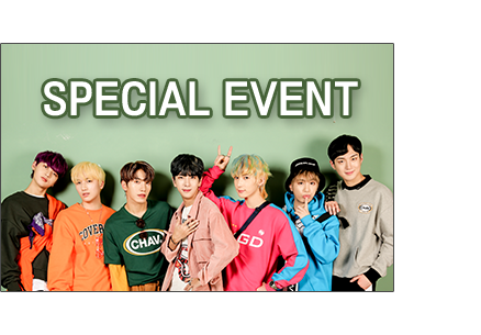 Special Event for Celebrating Debut (Autograph Session+Talk Time+Photo Time)