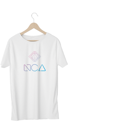 T-shirt designed by NC.A