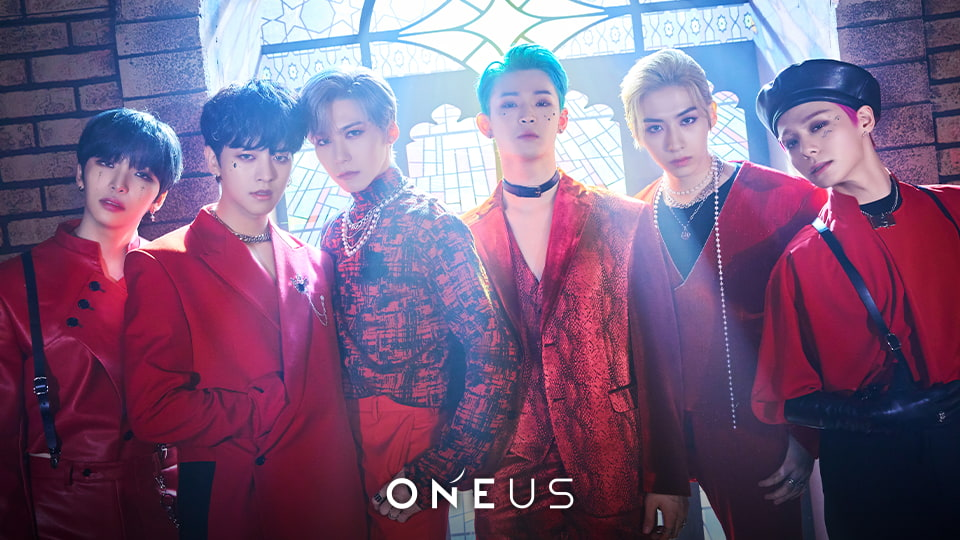 ONEUS [DEVIL] SIGNED ALBUM EVENT Vol.2