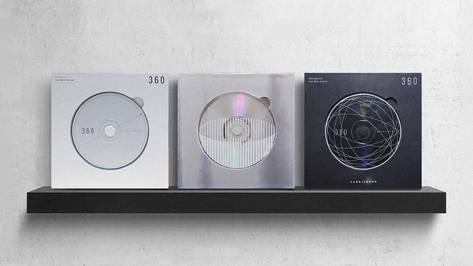 PARK JIHOON 2nd EP Pre-Order