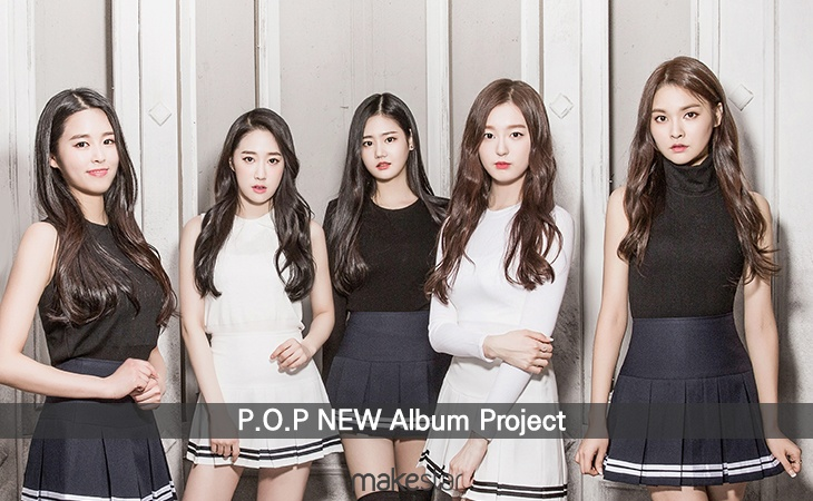P.O.P NEW Album Project