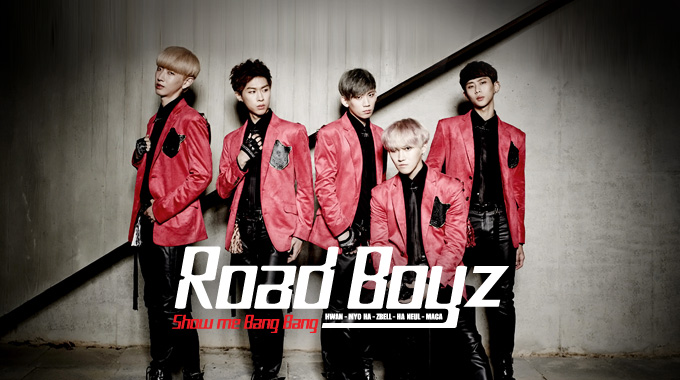 Debut Project of the 'Road Boyz'