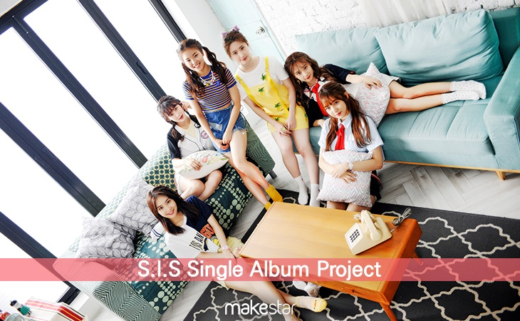 S.I.S Single Album Project