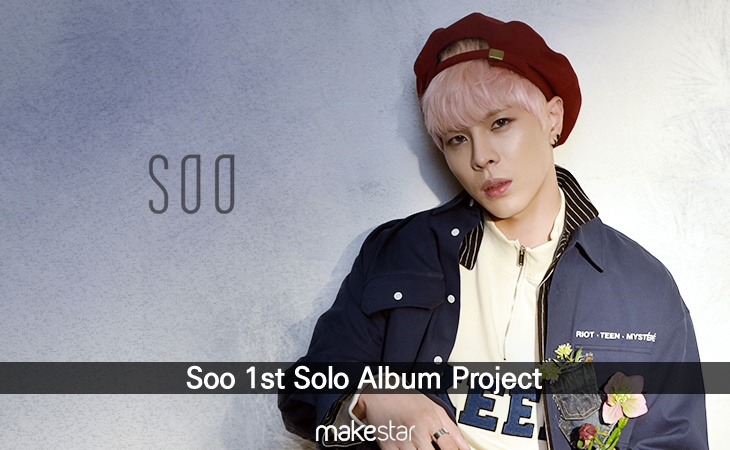 Soo 1st Solo Album Project