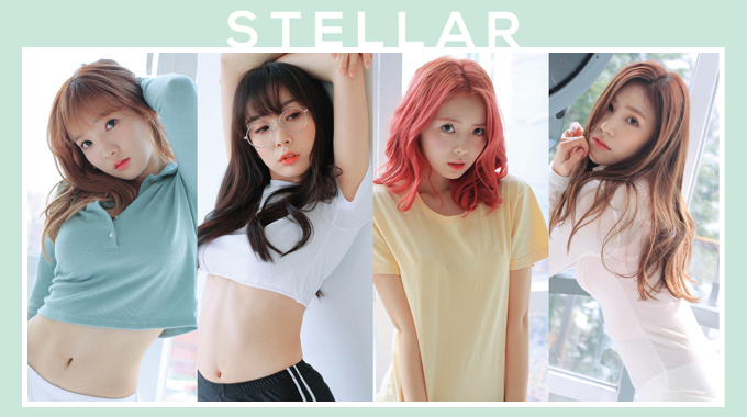 STELLAR mini-album production project