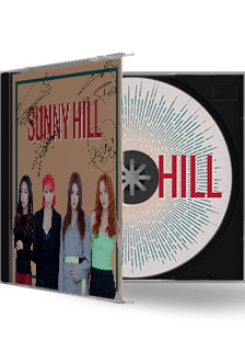 ONE Autographed Album by Sunny Hill