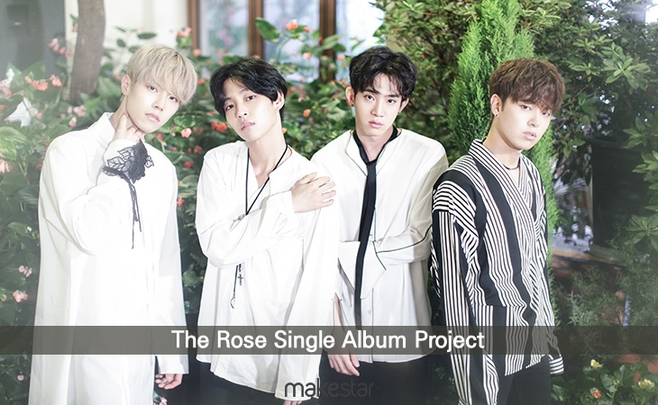 The Rose Single Album Project
